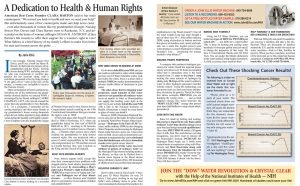 A Dedication to Health & Human Rights